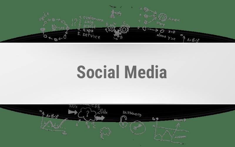 Social media y las Redes Sociales