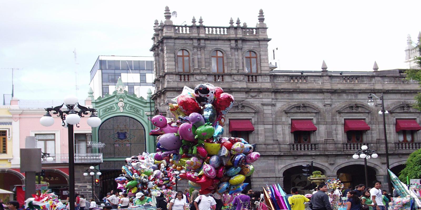 Ahuehuetitla, Puebla en Puebla